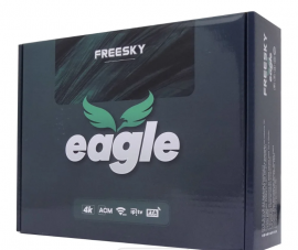 Freesky Eagle 4K - ACM, IKS, SKS