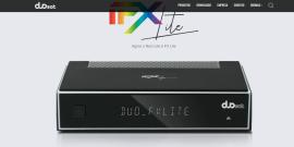 Receptor Duosat NEXT FX Lite 2020 ANDROID ACM SKS IKS - TOP DE LINHA