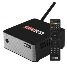 RECEPTOR CINEBOX MAXIMUS Z COM WIFI / IPTV / VOD