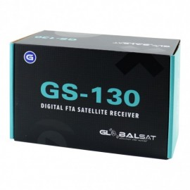 Globalsat GS 130 - ACM, H265, WiFi