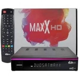 RECEPTOR DUOSAT MAXX X HD - WI-FI / IKS-SKS/ ONDEMAND - ACM