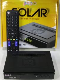 Pop Tv Solar GX - Lançamento ( by Az America)