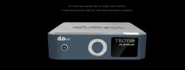 Duosat Troy HD Platinum ACM WiFI - Lancamento 2019