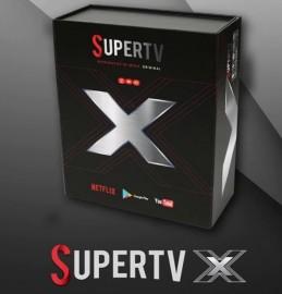 Supertv X Edition 2GB RAM/16GB- 4K - Lançamento 2020