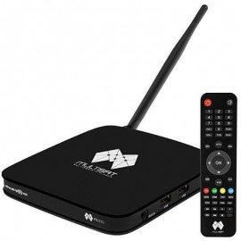 Multisat M200 Full HD - ACM Wifi IPTV HDMI USB - Servidor TOCOMSAT TSSCAM - TOP