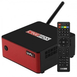 RECEPTOR CINEBOX FANTASIA Z COM WIFI / VOD