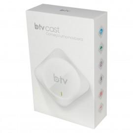 Receptor BTV Cast PORTATIL - 4K Ultra HD IPTV - Lançamento