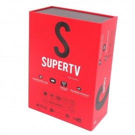 SUPERTV RED 4K 2GB RAM 16GB WIFI - TOP DE LINHA
