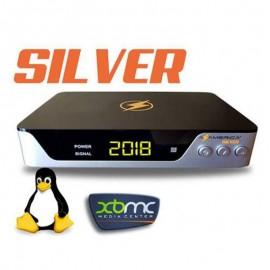 Receptor Az America Silver HD Wi-Fi ACM