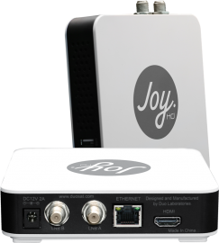 Receptor Digital Duosat Joy HD SKs IKS