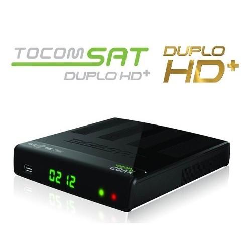NOVA ATUALIZAÇÃO DE CORREÇÃO TOCOMSAT DUPLO HD+ PLUS - 07/09/2014