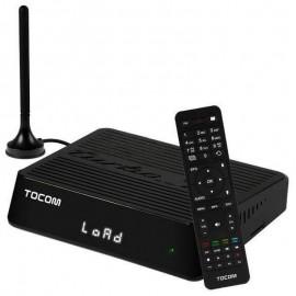Receptor Tocomsat Turbo S II HD Wi-Fi ACM