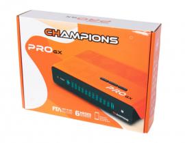 Receptor Champions Pro GX HD Wi-Fi ACM