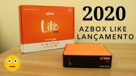 RECEPTOR AZBOX LIKE HD - 4K -/WIFI/ FULL HD