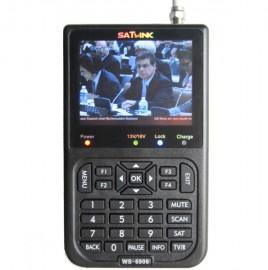 Localizador de Satelite Satlink 6906 - Pronta entrega